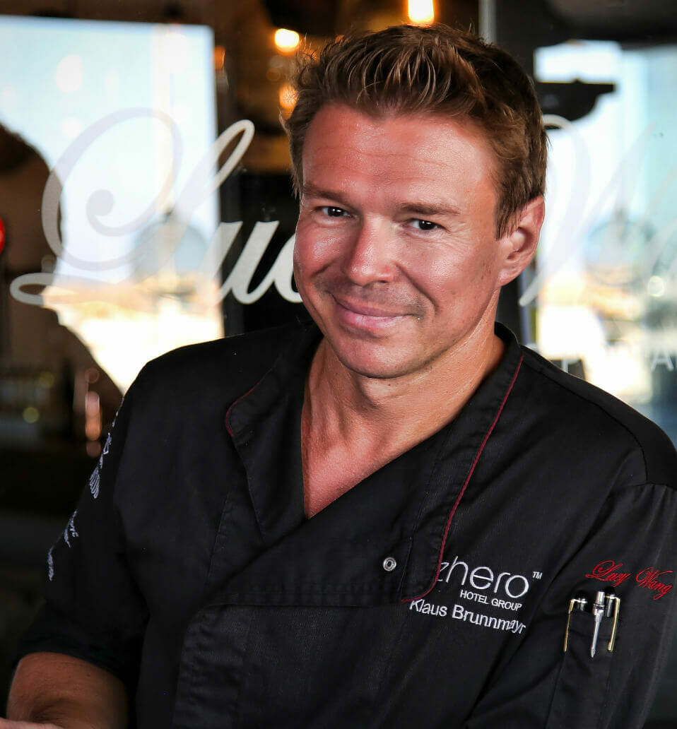 Klaus Brunmayr Chef de cuisine